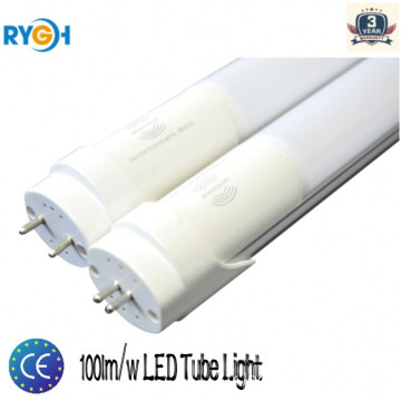 Capteur de radar 18W CE LED Tube Light