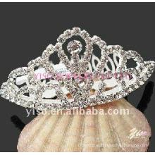 Corona del desfile de la boda
