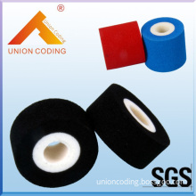 Diameter 36mm height 16mm HZ-XJ Hot melt ink roller for coding machine
