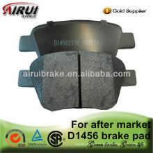 Plaquette de frein D1456-8656 de haute qualité pour SEAT et SKODA