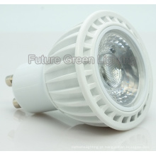 5W Dimmable CE, RoHS Aprovado LED GU10 COB