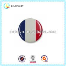 Франция флаг, значок олова