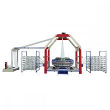 Automatische Zementtüte, die pp.-Beutel-Strickmaschine herstellt