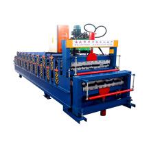 rollo de acero del color de la forma del metal xn-840/910 que forma la máquina