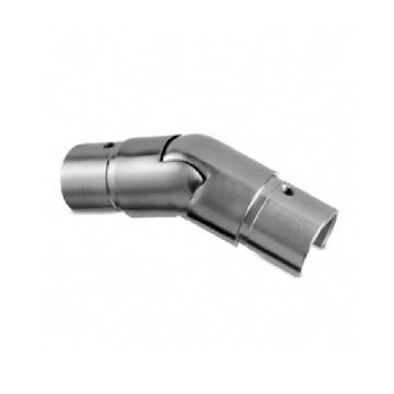 Connecteur de tuyau à rainure en acier inoxydable