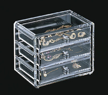 acrylic jewelry case