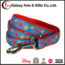 120cm Custom Printed Logo Polyester Sublimation Dog Leash Supplies