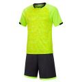 Uniforme de futebol camisa de futebol