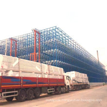 Q235 Steel Warehoue Storage Racking System Warehouse Building