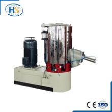 Mezclador de alta velocidad del polvo de PP / PE / PVC / CaCO3 para el secado de mezcla plástico