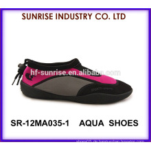 SR-12MA035-2 Neue Mädchen Aqua Wasser Schuhe Wasser Schuhe Surfen Schuhe Strand Schuhe für Wasser