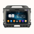 Android Multimedia System Sportage 2010 - 2012