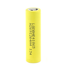 18650 Akku 3.7V Lghe4 2500mAh Lithium Akku Wiederaufladbare Batterie