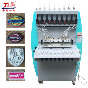 Automatic Filling Machine for PVC Labels