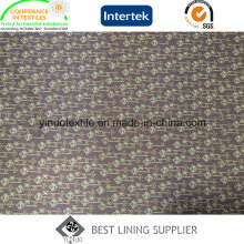 100% Polyester 70-72GSM Print Lining