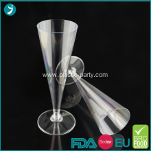 Champagne Cup Clear Plastic