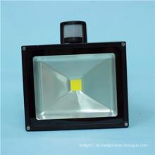 LED-Fabrik heißer Verkauf geführtes Sensor-Flutlicht 10w smt ac dc vorhanden gebildet im prc