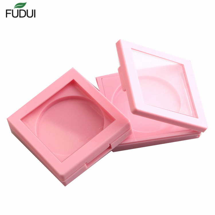Multi-functional Pink Cosmetics Container New design