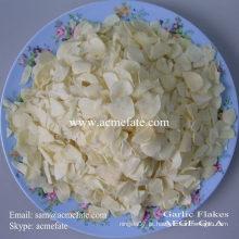 Flocos de alho desidratados / batatas fritas de alho desidratadas
