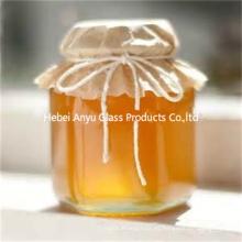 Pequeño tarro de cristal barato al por mayor para el atasco / el tarro de cristal de la miel