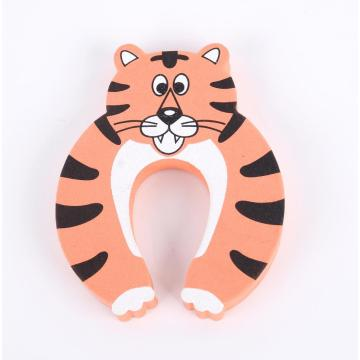 EVA Door Stopper with Tiger Shape