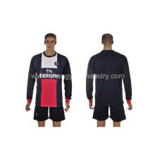 fútbol de ocio estilo largo mangas camiseta para la temporada de calor venta