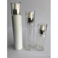 80ml-200ml Pet tratamento garrafa W / Overcap (EF-PL09)