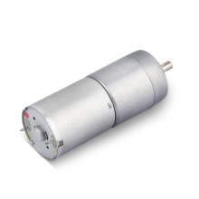low noise small gear reduction motor with speed controller 12v dc gear motor