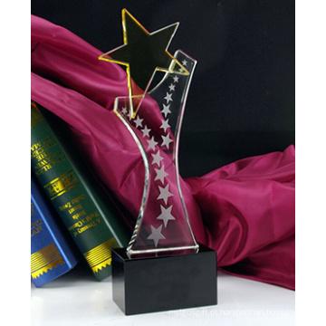 Troféu Troféu de Cristal Trophy Boutique