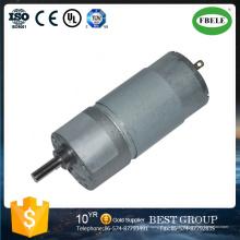Motor da engrenagem de 24 V DC com o motor elétrico da escova, motor da CC, motor elétrico, motores da Carbono-Escova, mini motor micro