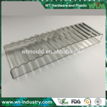 Qualified manufacturer for music fountain Transparent plastic part made in China