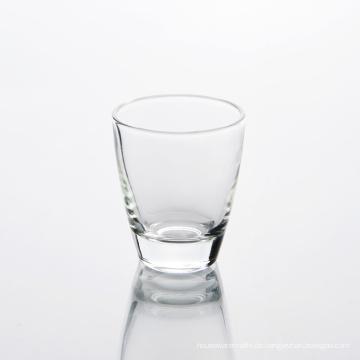 Mundgeblasenes Glencairn Whiskey Glas
