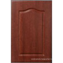 PVC Kitchen Cabinet Door (HLPVC-24) /Wood Cabinet Door