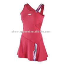 2014 sexy girl vestido de tenis de fabricación