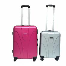 Special Grain ABS Luggage with Iron Tube