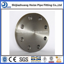 6 inch mild steel RF ASME B16.5 Blind flange