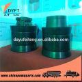 DN230 Kolben Ram tragbare Betonpumpen für PM / Schwing / Sany / Zoomlion
