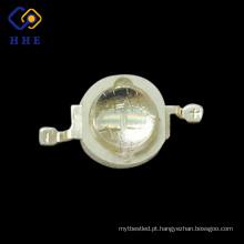 a alta potência por atacado alta da microplaqueta de poder superior 5w 420nm das microplaquetas da alta potência conduziu para crescer luzes