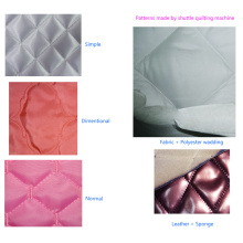 Equipo computarizado de procesamiento de ropa de aguja múltiple