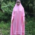 Fashion simple basic dubai Clothing wear Women Islamic muslim spandex abaya