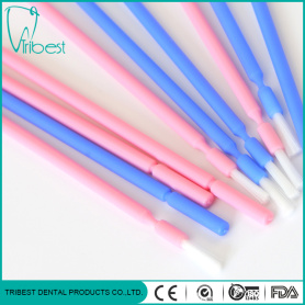 Bendable Dental Disposable Micro Applicator Brush