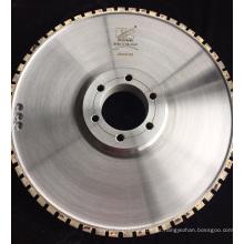 Disco de la rueda de la taza de pulido de diamante de larga duración de la promoción