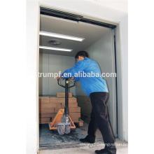 Low price warehouse freight elevator platform cargo lift