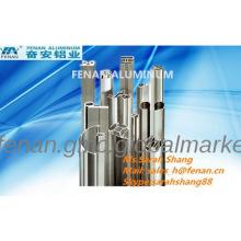 TOP Manufacturer --Aluminium Pipe Profiles aluminum price per kg