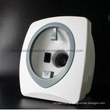 Produtos Mais Populares de Alta Qualidade 3D Espelho Mágico Moderno UV Analisador de Pele Facial Lâmpada Lupa UV