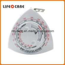 Big Triangle Shape BMI Measuring Tape