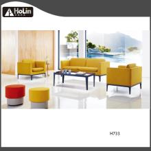 Modern Hotel Office Furniture Leisure Fabric Sofa