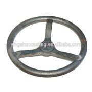 custom casting&forging handwheel