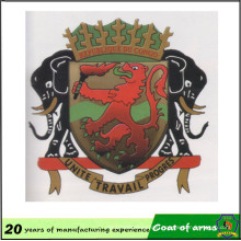 Chinese Factory Custom Congo National Emblem