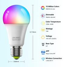 Wifi Smart Led Light Bulb E27